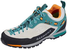 Garmont Hurricane Shoes Women Aqua Blue/Red Schuhgröße UK 7,5